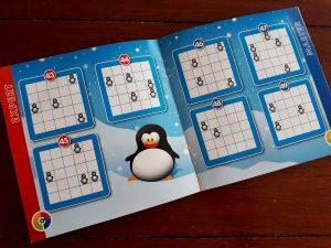 Tučniaky na ľade