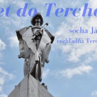 Výlet do Terchovej. Socha Janošíka a rozhľadňa Terchovské srdce.
