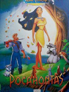 kniha Pocahontas