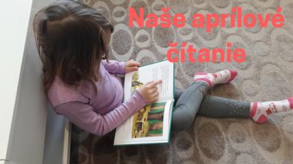 Julinka číta