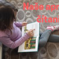 Naše aprílové čítanie