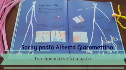 sochy podľa Alberta Giacomettiho