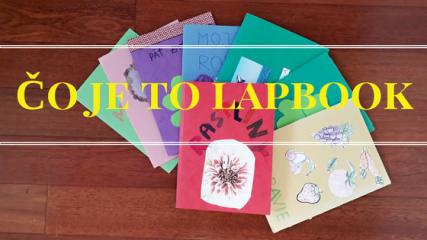 Čo je lapbook a ako si ho vyrobiť