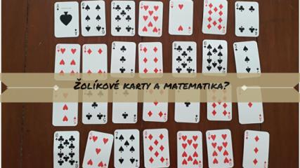 Žolíkové karty a matematika?