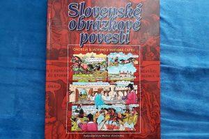 Slovenské obrázkové povesti májové čítanie