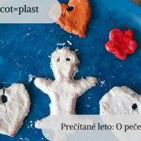 Mlieko+ocot=plast. Prečítané leto: O pečení (6.týždeň)