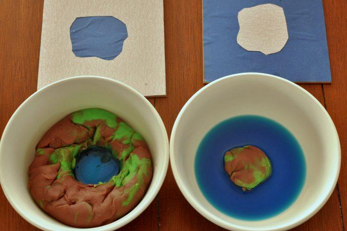 formy pevniny a vody
