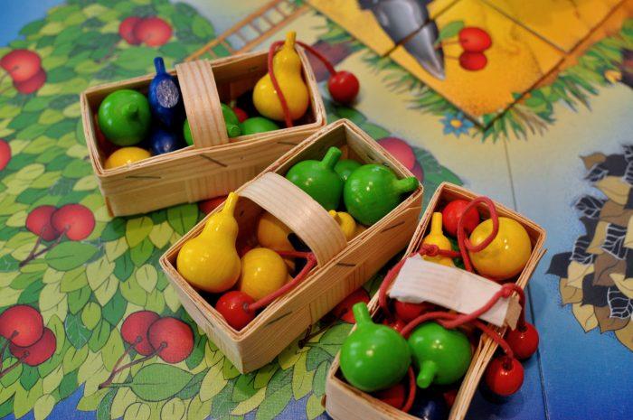 ovocná záhrada