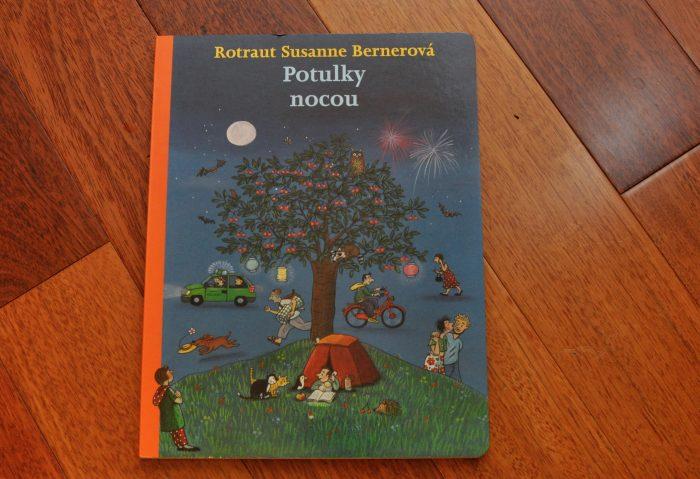 októbrové čítanie Potulky nocou