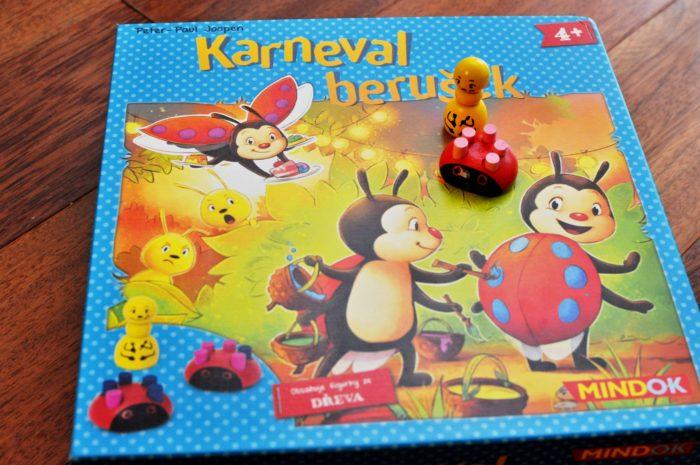 karneval lienok