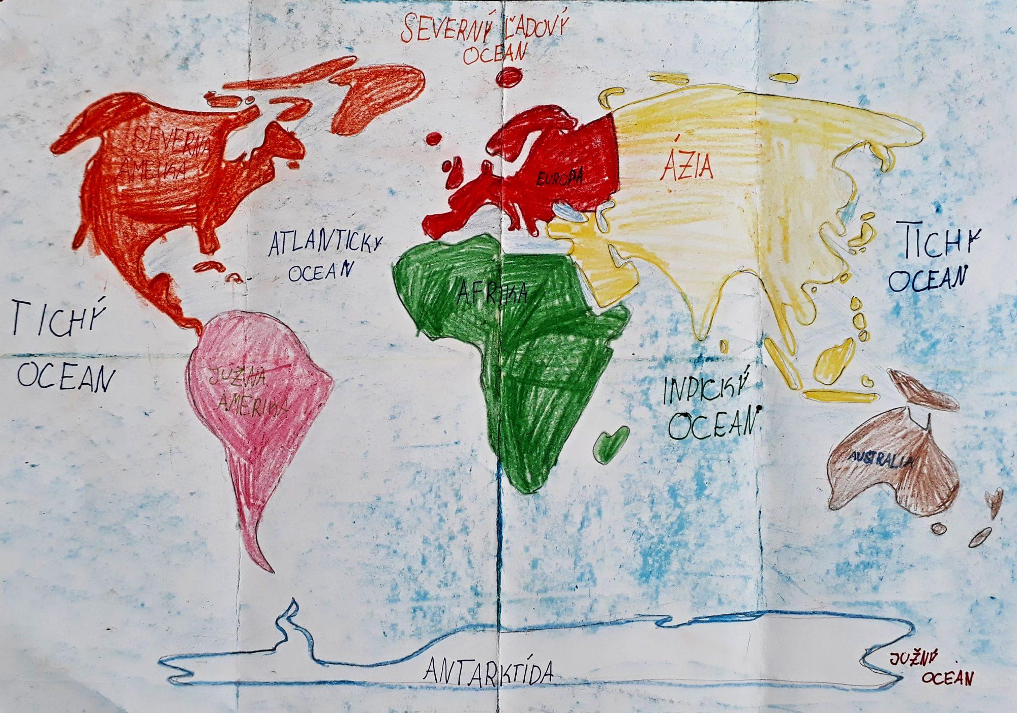 nakresli svet