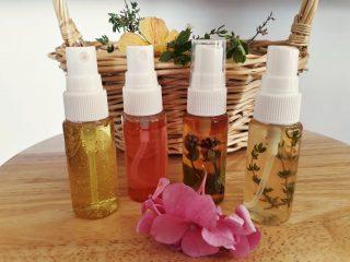 Prírodný parfém pre deti