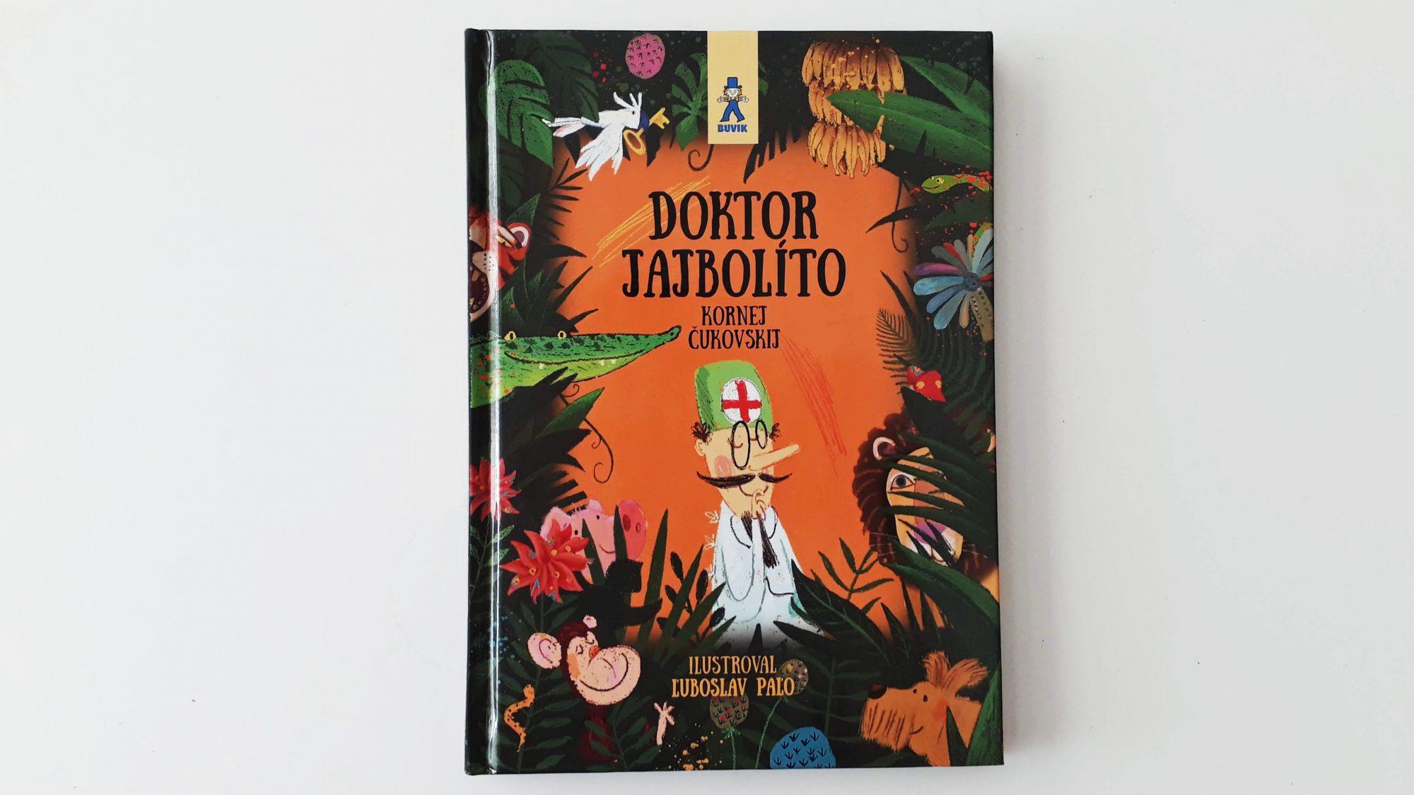 knihy doktor jajbolito