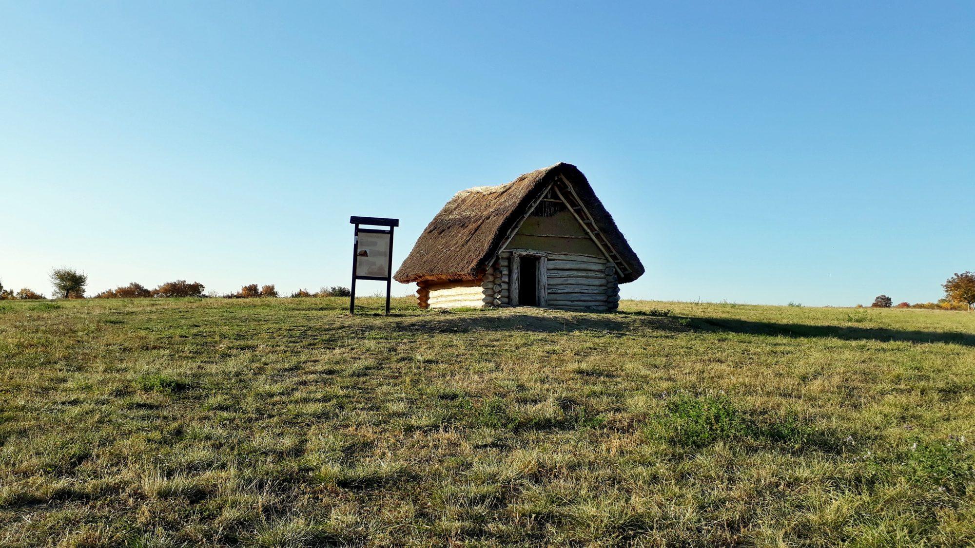 Archeologické nálezisko Várhegy, Nižná Myšla