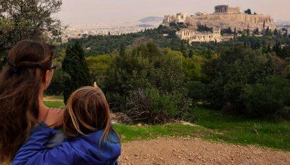 Atény, mesto kontrastov