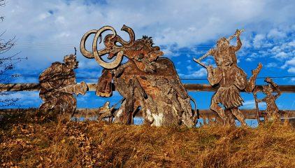 Gánovce, Geopark Neandertal
