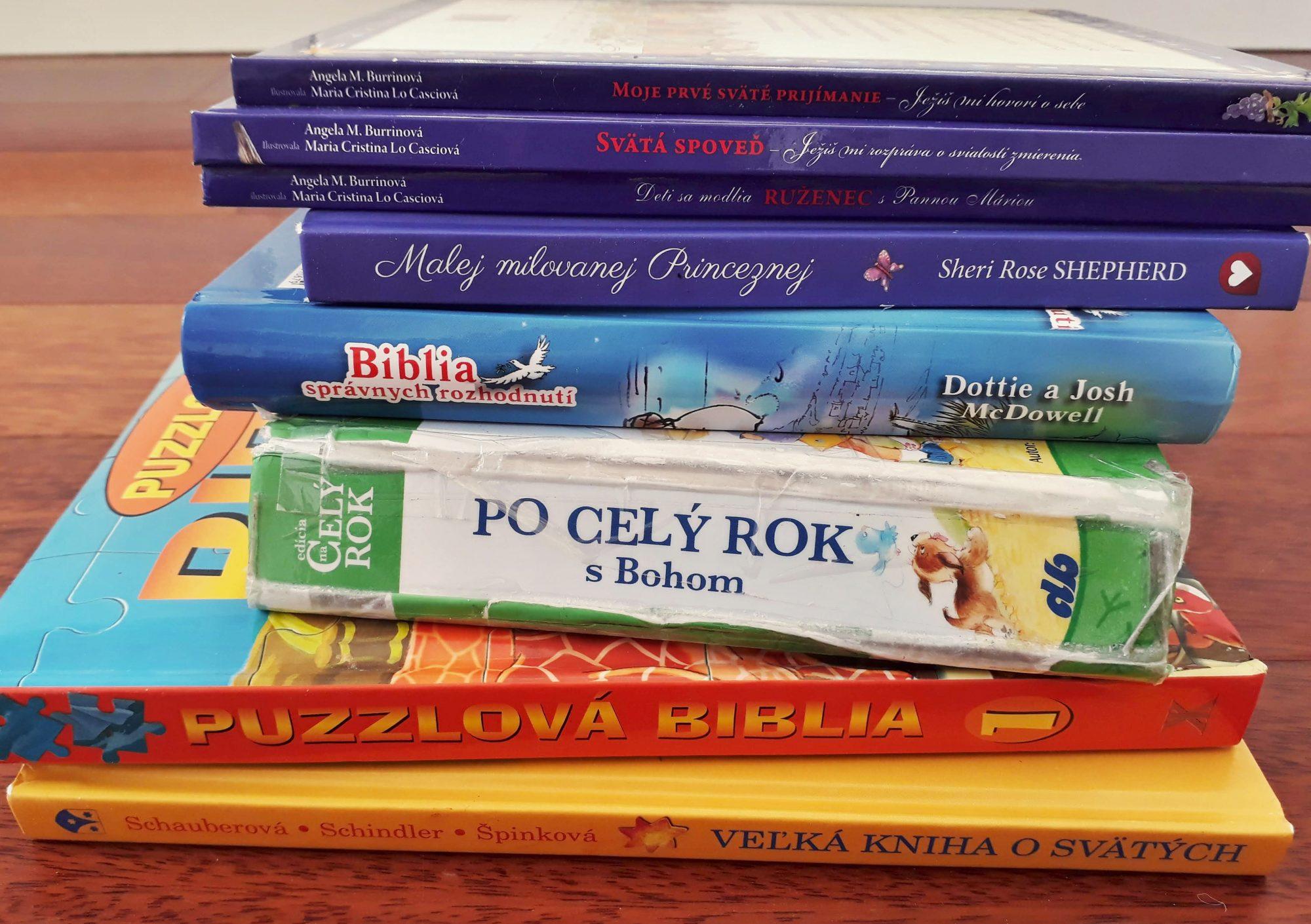 Naše najobľúbenejšie knihy o viere