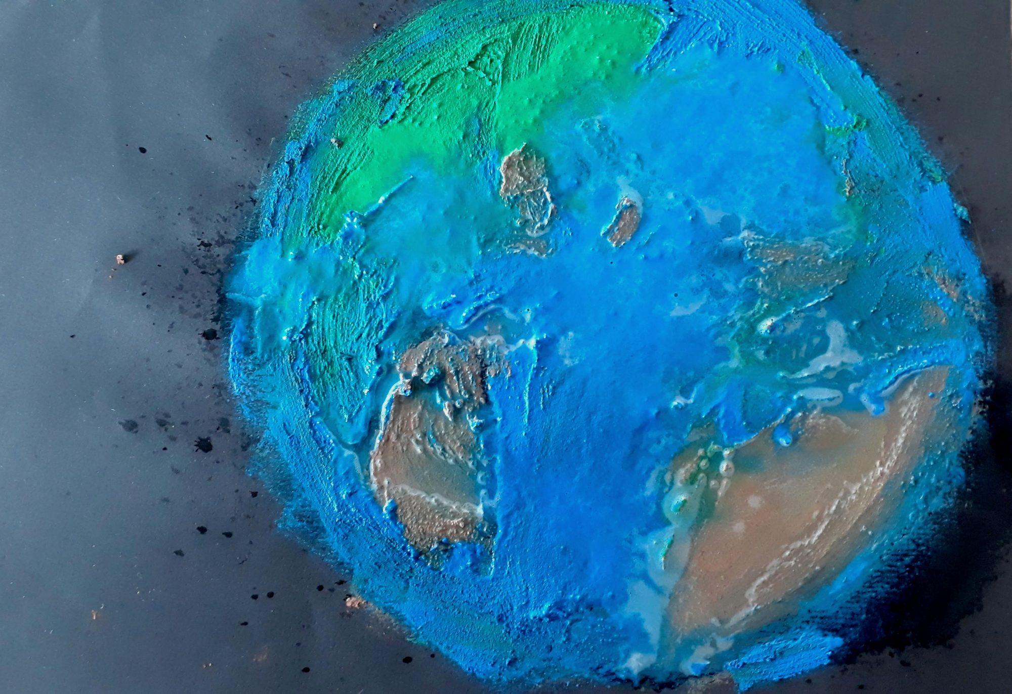 Šumiaca planéta
