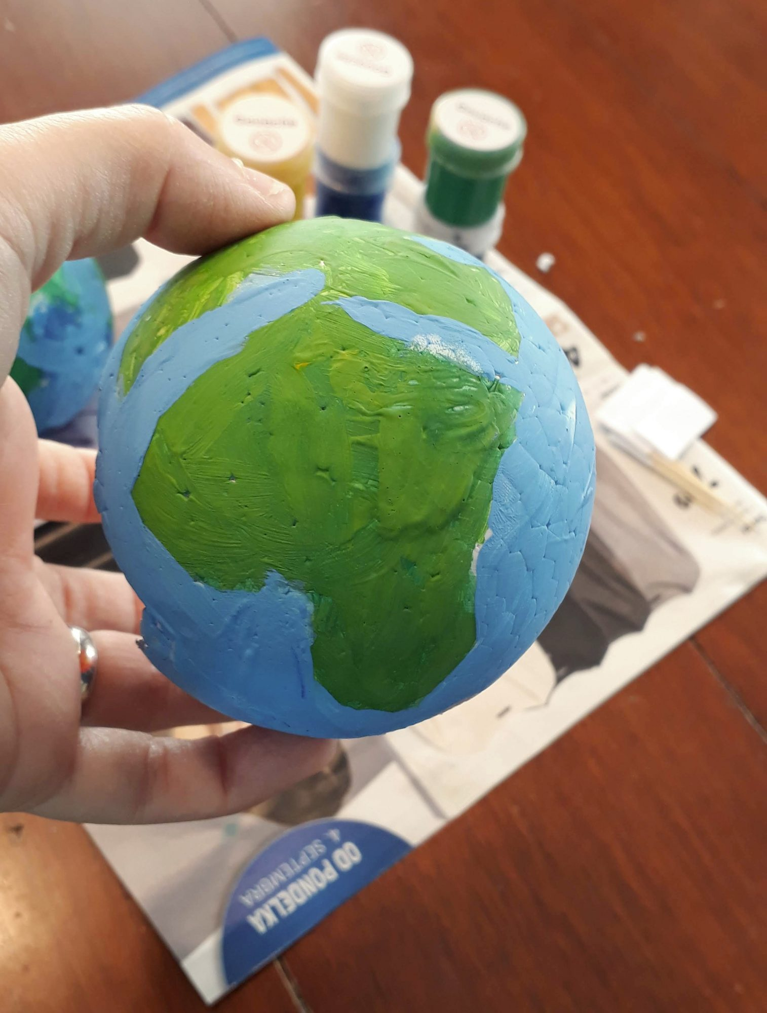 model Zeme