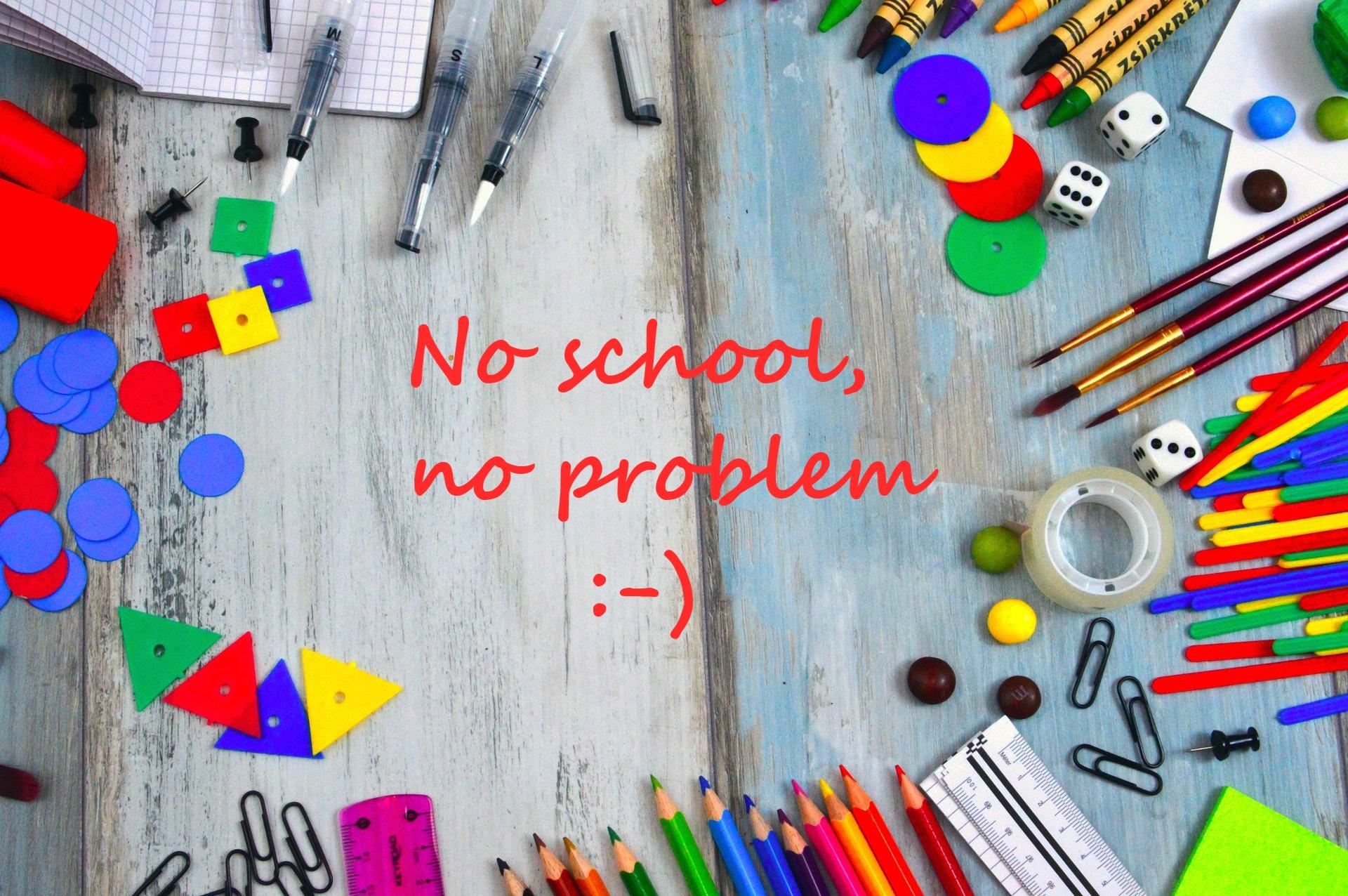 Zavretá škola