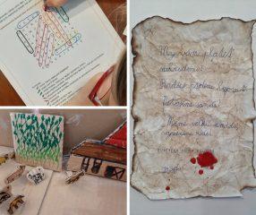 Ako sme stavali stredoveké mesto a písali list Turkom